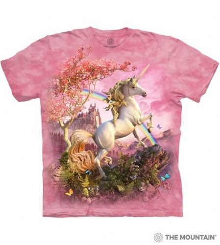 Awesome Unicorn T-shirt | The Mountain®